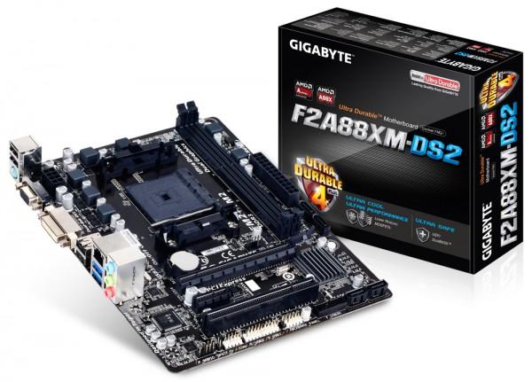 Gigabyte F2A88XM-DS2