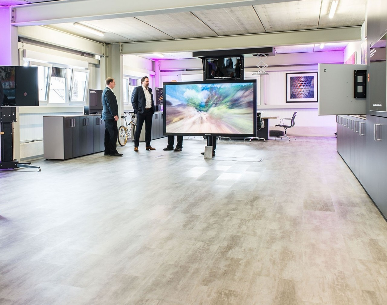flatlift-showroom