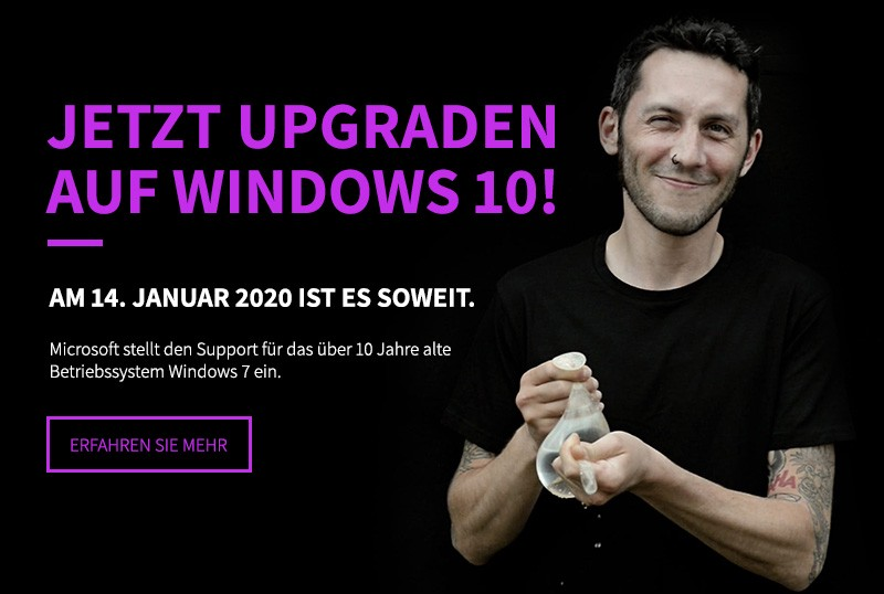Supportende Windows 7