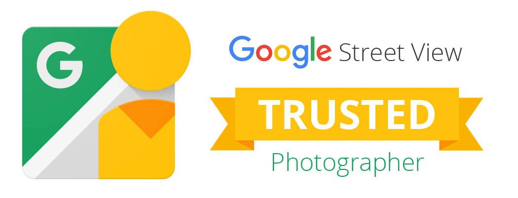 das google trusted photographer logo