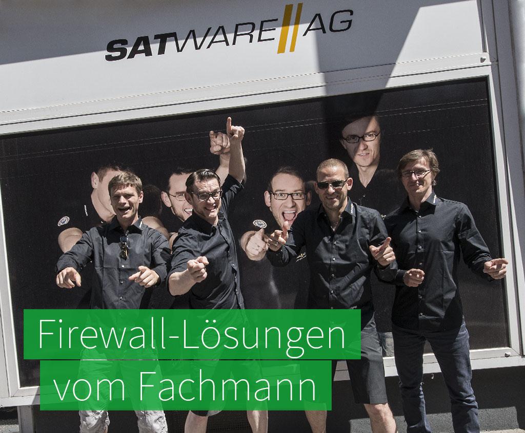 Firewall-Lösungen vom Fachmann