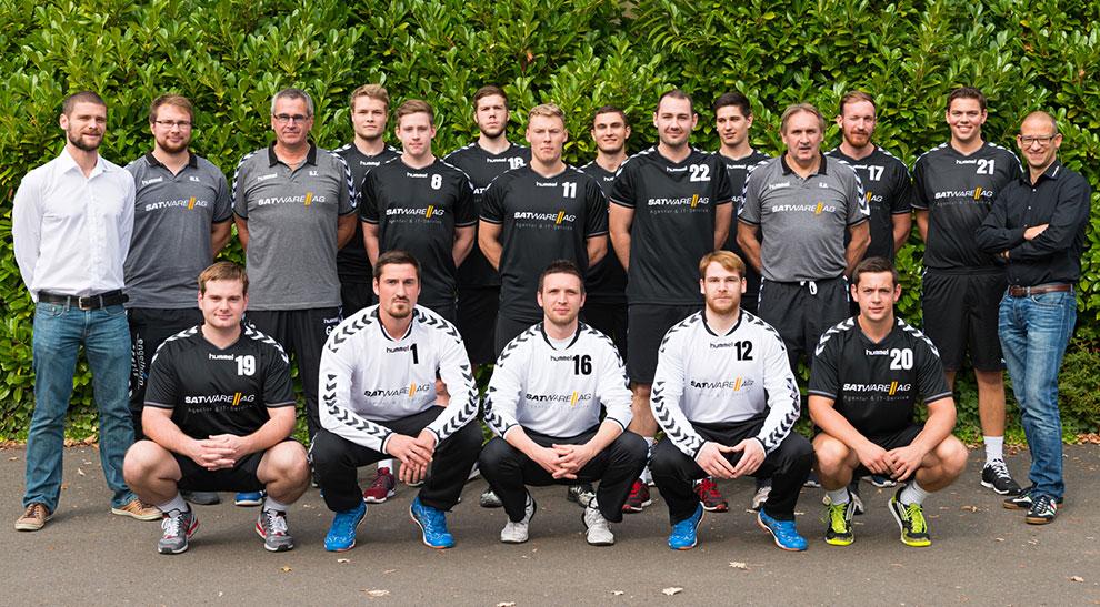 satware AG sponsert Handballmannschaft HSG Worms