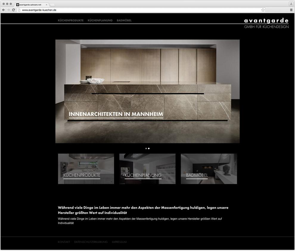 Startseite Avantgarde Küchen